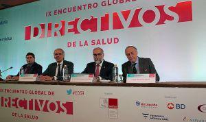 """""""Los gestores son los catalizadores del cambio que la sanidad necesita"""""""
