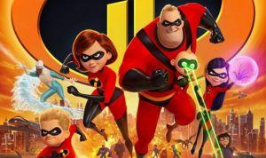 'Los Increíbles 2': Disney avisa de que puede causar ataques epilépticos