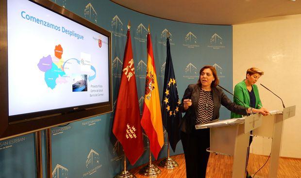 Los murcianos podrán pedir cita online para el servicio de Enfermería