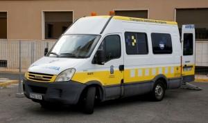 """""""Los pacientes nos dicen que en vez de ambulancias parecen furgones"""""""