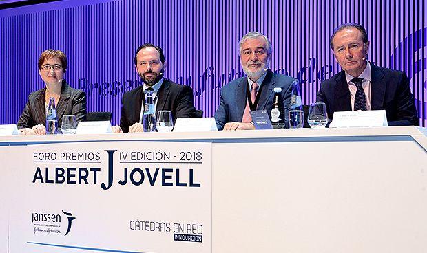 """""""Los premios Albert Jovell dan excelencia a las buenas prácticas del SNS"""""""