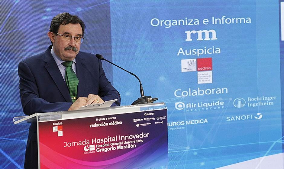 """""""Los sanitarios van a lograr el reto de una nueva cultura hospitalaria"""""""