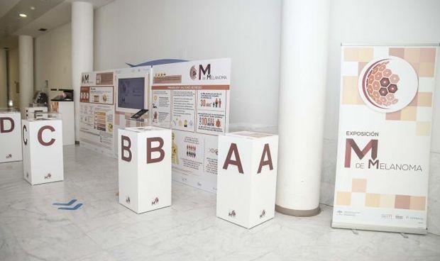 'M de Melanoma', una exposición para sensibilizar sobre el cáncer de piel