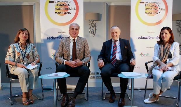 """""""Madrid quiere potenciar la labor de los farmacéuticos a todos los niveles"""""""