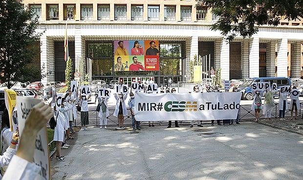 """Los médicos claman contra la elección MIR online """"impuesta y unilateral"""""""