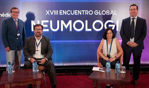 """""""Medir los resultados en salud en Neumología da seguridad al paciente"""""""