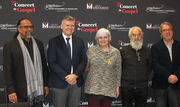 Menarini respalda un concierto que recauda fondos para proyectos sanitarios