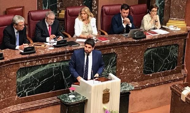 """""""Murcia no puede endeudarse cada que vez que abra un hospital"""""""