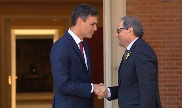 ¿Negocian Sánchez y Torra el traspaso del control del MIR a Cataluña?