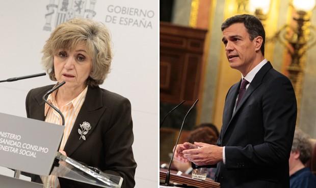 'No' a los PGE, elecciones generales: 8 reformas en sanidad se van al limbo