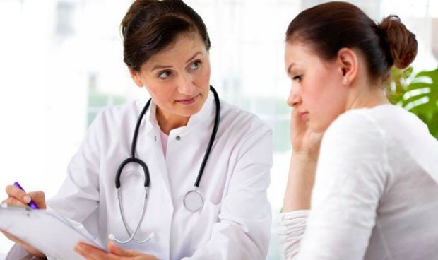 """""""It is not normal to leave crying from the medical consultation for the treatment received"""""""