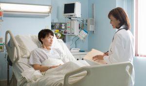 """""""Nunca he visto a ningún político a la cabecera de la cama de un paciente"""""""