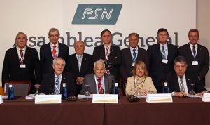 'Pleno' de PSN, que aumenta ingresos, beneficios y asegurados en 2016
