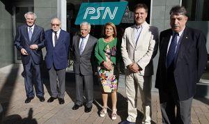 PSN inaugura oficialmente una nueva oficina en Pontevedra