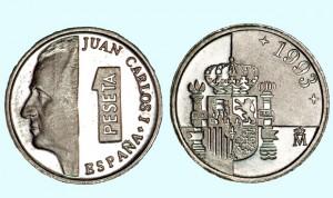 ¿Qué hacer con las pesetas que todavía circulan? Pagar la sanidad navarra