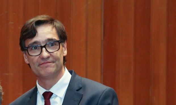"""""""Hola, soy Salvador Illa, el nuevo ministro de Sanidad..."""""""