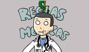 'Reglas Médicas': así son las viñetas MIR que triunfan en redes sociales