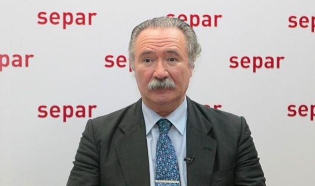 """""""Separ ha incrementado la notoriedad de neumólogos y salud respiratoria"""""""