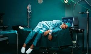 """""""Si eres médico, la peor pesadilla no es en la que te ocurre algo a ti…"""""""