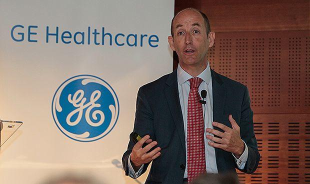 """""""Solo GE combina liderazgo en diagnóstico, farmacia y tecnología"""""""