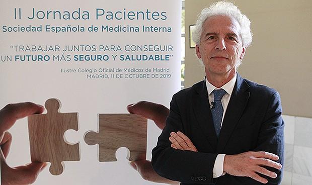 """""""Trabajar con los pacientes es clave para mejorar la calidad asistencial"""""""