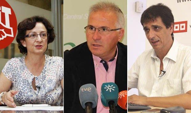 'Triple alianza' para establecer un salario mínimo sanitario de 1.200 euros