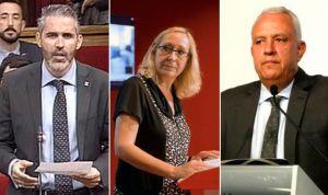 """""""Tristeza"""" en la oposición sanitaria catalana tras el 1-O"""