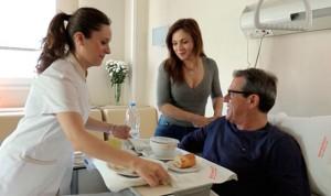 Estos son los motivos de ingreso hospitalario de los pacientes españoles