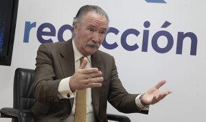 """Carlos Jiménez, presidente de Separ: """"Cuando nació mi hija dejé de fumar"""""""