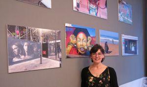 Enfermera, fotógrafa y una 'mosquetera' contra la violencia de género