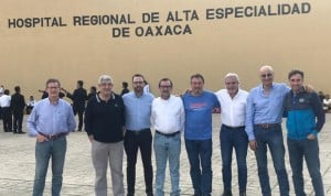 La 'Brigada' médica que atiende a 9.000 km de España y con guardaespaldas