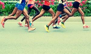 Médico en una maratón: de profesión, 'salvavidas'