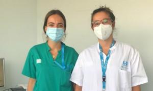 """Los nuevos MIR en la pandemia: """"El primer día nos dieron un curso de EPI"""""""