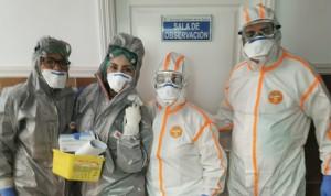 """La 'reacción sanitaria' al primer paciente Covid en España: """"Pasamos miedo"""""""
