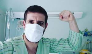 """Un paciente Covid-19: """"Protejamos a los sanitarios, se la están jugando"""""""