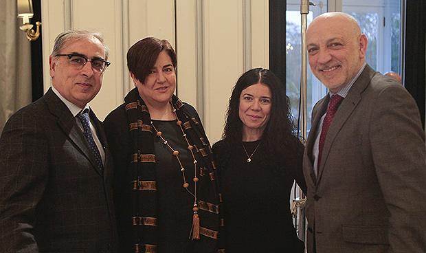 Carcedo fija su ruta en RRHH: anuncia comisión y nuevo marco para Primaria