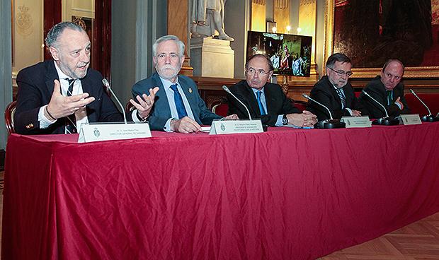 Viaje por la Historia de España sin salir del Senado