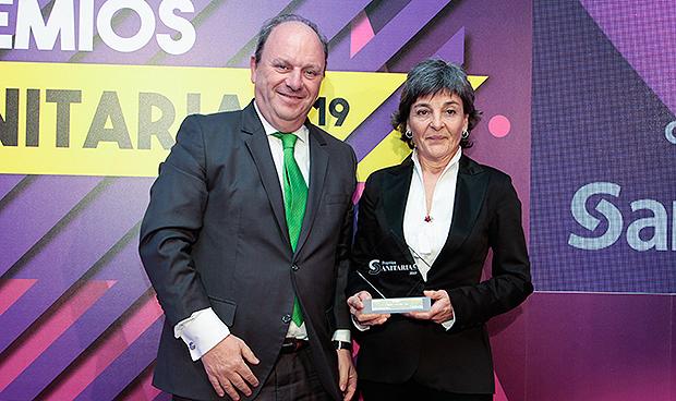 """""""Estos premios ayudan a normalizar los referentes femeninos en la sanidad"""""""