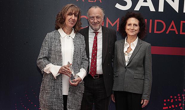"""""""Estos premios reconocen el alto potencial de los profesionales del Sermas"""""""