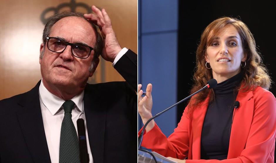 4M: Hundido Gabilondo, la médica Mónica García es la líder de la oposición