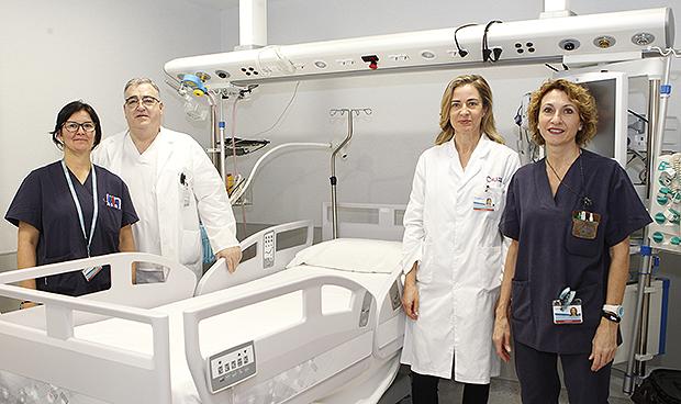 HLA Montpellier estrena quirófano y UCI: la tecnología del futuro está aquí