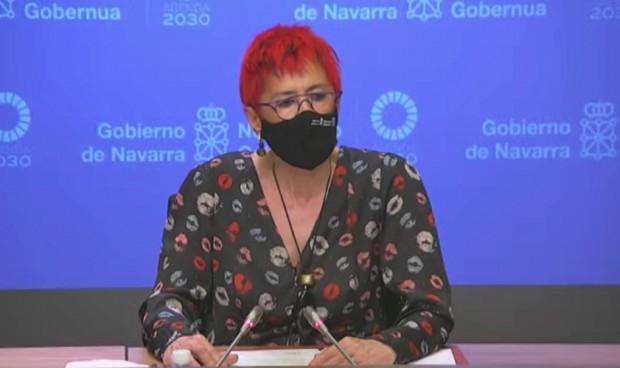 Navarra crea un sistema de 'autocita' para agilizar la vacunación Covid