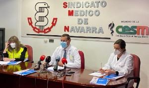 """Los médicos de Navarra denuncian ser """"los peor pagados de España"""""""