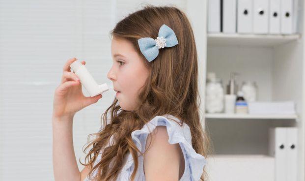 A los niños con asma se les prescriben antibióticos innecesarios