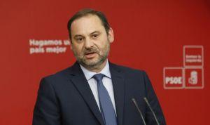 Ábalos afirma que la dirección del PSOE y el Gobierno apoyan a Montón