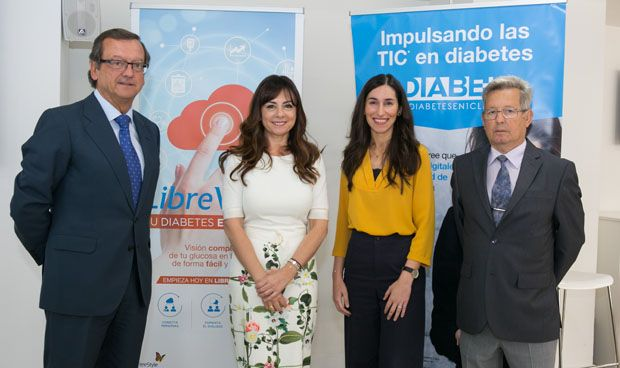 Abbot presenta Libreview, una plataforma para el control de la diabetes