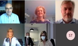 Abbott presenta al IDIS sus nuevas innovaciones en salud