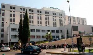 """Acciona paraliza las obras del Hospital Reina Sofía """"sin autorización"""""""