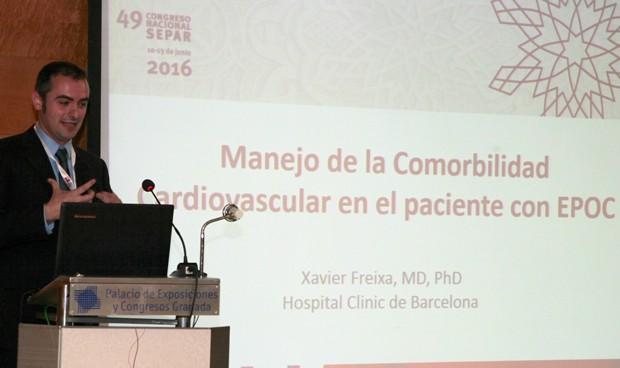 Aconsejan hacer ecocardiografía a todos los pacientes con EPOC estable