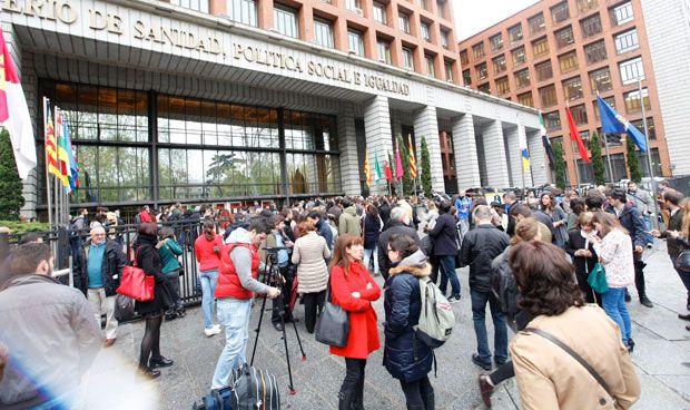 Acto de asignación EIR: los residentes convocan una 'gran concentración'